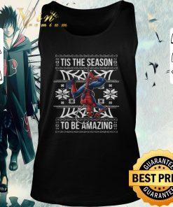 Pretty Spider Man Tis The Season To Be Amazing Ugly Christmas shirt 2 1 1 247x296 - Pretty Spider Man Tis The Season To Be Amazing Ugly Christmas shirt