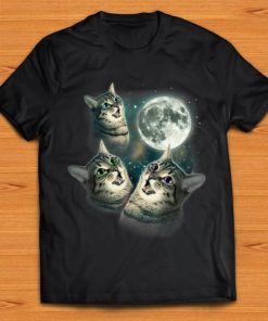Pretty Three Cats Moon shirt 1 1 247x296 - Pretty Three Cats Moon shirt