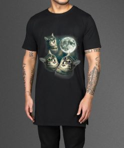 Pretty Three Cats Moon shirt 2 1 247x296 - Pretty Three Cats Moon shirt