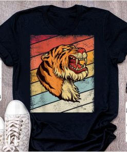 Pretty Vintage Retro Tiger Graphic shirt 1 1 247x296 - Pretty Vintage Retro Tiger Graphic shirt