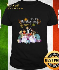 Pretty Win the Pooh Happy thanksgiving shirt 1 1 247x296 - Pretty Win the Pooh Happy thanksgiving shirt