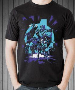 Super Heroes Vs Thanos Marvel Avengers Endgame shirt 2 1 247x296 - Super Heroes Vs Thanos Marvel Avengers Endgame shirt