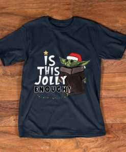 Top Baby Yoda Is This Jolly Enough Christmas shirt 1 1 247x296 - Top Baby Yoda Is This Jolly Enough Christmas shirt
