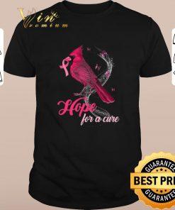 Top Breast Cancer Awareness Cardinal bird hope for a cure shirt 1 1 247x296 - Top Breast Cancer Awareness Cardinal bird hope for a cure shirt