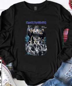 Top Iron Maiden Guitar Signatures shirt 1 1 247x296 - Top Iron Maiden Guitar Signatures shirt