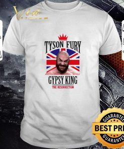 Top Tyson Fury Gypsy King Boxing The Resurrection shirt 1 1 247x296 - Top Tyson Fury Gypsy King Boxing The Resurrection shirt