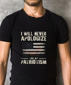 American flag i will never apologize for my patriotism shirt 2 1 247x296 - American flag i will never apologize for my patriotism shirt