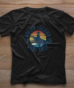 Amity Island 1975 Surf Shop Board Vintage Jaws shirt 1 1 247x296 - Amity Island 1975 Surf Shop Board Vintage Jaws shirt