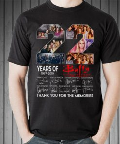 Awesome 22 years of Buffy The Vampire slayer 1997 2019 thank you for the memories signatures sweater 2 1 247x296 - Awesome 22 years of Buffy The Vampire slayer 1997-2019 thank you for the memories signatures sweater