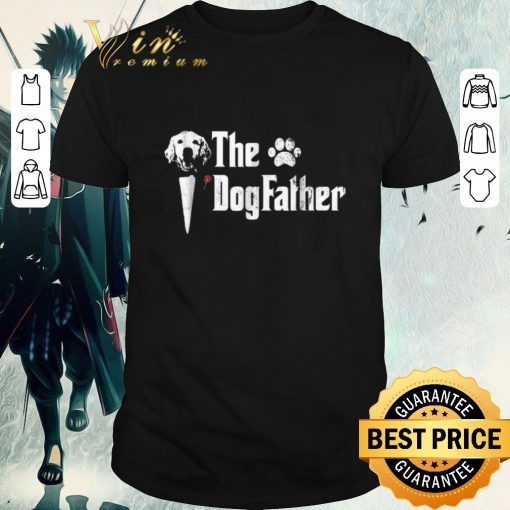 Awesome Golden Retriever The Dogfather The Godfather shirt 1 1 510x510 - Awesome Golden Retriever The Dogfather The Godfather shirt