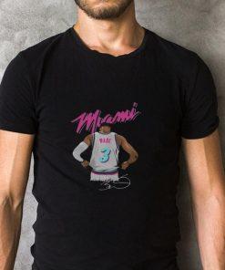 Dwyane Wade Miami Heat Basketball signature shirt 2 1 247x296 - Dwyane Wade Miami Heat Basketball signature shirt
