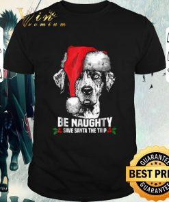 Funny Dog be naughty save santa the trip Christmas shirt 1 1 247x296 - Funny Dog be naughty save santa the trip Christmas shirt