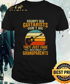 Funny Grumpy old guitarists don t die they just grandparents vintage shirt 1 1 247x296 - Funny Grumpy old guitarists don't die they just grandparents vintage shirt