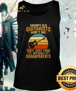 Funny Grumpy old guitarists don t die they just grandparents vintage shirt 2 1 247x296 - Funny Grumpy old guitarists don't die they just grandparents vintage shirt