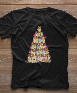 Funny Sheltie paws tree Christmas lights shirt 1 1 247x296 - Funny Sheltie paws tree Christmas lights shirt