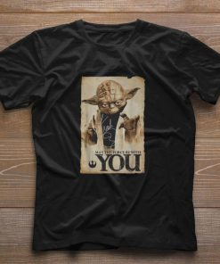 Funny Yoda may the force be with you signature Star Wars shirt 1 1 247x296 - Funny Yoda may the force be with you signature Star Wars shirt