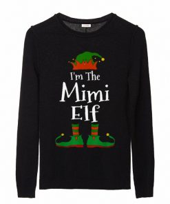 Great I m The Mimi Elf Family Matching Funny Christmas Group Gift sweater 2 1 247x296 - Great I'm The Mimi Elf Family Matching Funny Christmas Group Gift sweater