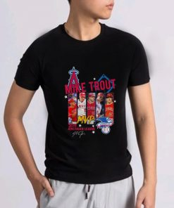 Great Los Angeles Angels of Anaheim Mike Trout MVP 2019 American League signature shirt 2 1 247x296 - Great Los Angeles Angels of Anaheim Mike Trout MVP 2019 American League signature shirt