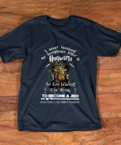 Hot Baby Yoda I never received my acceptance letter Hogwarts shirt 1 1 247x296 - Hot Baby Yoda I never received my acceptance letter Hogwarts shirt