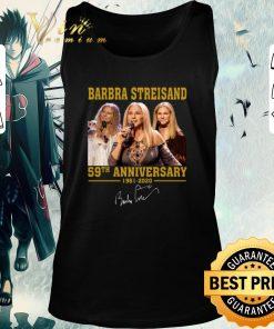 Hot Barbra Streisand 59th Anniversary 1961 2020 signature shirt 2 1 247x296 - Hot Barbra Streisand 59th Anniversary 1961-2020 signature shirt