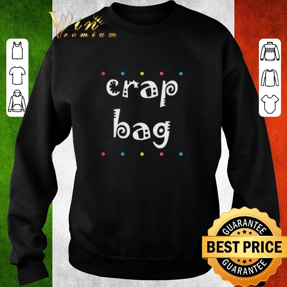 Hot Crap Bag Friends shirt