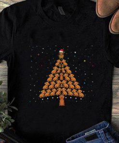Hot Dachshund Christmas tree shirt 1 1 247x296 - Hot Dachshund Christmas tree shirt