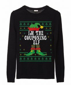 Hot Family Matching Funny Christmas gift I m The Couponing Elf sweater 2 1 247x296 - Hot Family Matching Funny Christmas gift I'm The Couponing Elf sweater