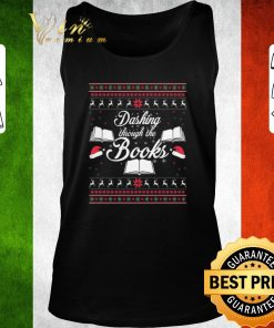 Hot Librarians Dashing through the books ugly Christmas sweater 2 1 247x296 - Hot Librarians Dashing through the books ugly Christmas sweater