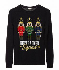Hot Nutcracker Squad Holiday Ballet Dance Christmas Pajamas Gift sweater 2 1 247x296 - Hot Nutcracker Squad Holiday Ballet Dance Christmas Pajamas Gift sweater