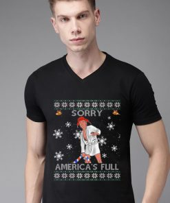Hot Sorry America s Full Funny Anti Trump Ugly Christmas shirt 2 1 247x296 - Hot Sorry America's Full Funny Anti Trump Ugly Christmas shirt