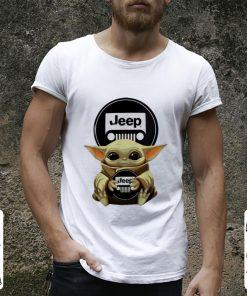 Hot Star Wars Baby Yoda Hug Jeep shirt 2 1 247x296 - Hot Star Wars Baby Yoda Hug Jeep shirt