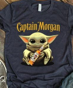 Nice Star Wars Baby Yoda Hug Captain Morgan shirt 1 1 247x296 - Nice Star Wars Baby Yoda Hug Captain Morgan shirt