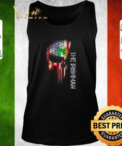 Official American flag skull The Irishman St Patrick s Day shirt 2 1 247x296 - Official American flag skull The Irishman St Patrick's Day shirt