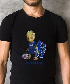 Official Baby Groot Chelsea FC shirt 2 1 247x296 - Official Baby Groot Chelsea FC shirt