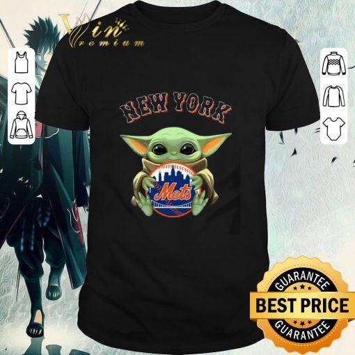 Official Baby Yoda Hug New York Mets Star Wars shirt 1 1 510x510 - Official Baby Yoda Hug New York Mets Star Wars shirt