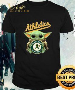 Official Baby Yoda Hug Oakland Athletics Star Wars shirt 1 1 247x296 - Official Baby Yoda Hug Oakland Athletics Star Wars shirt