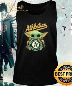 Official Baby Yoda Hug Oakland Athletics Star Wars shirt 2 1 247x296 - Official Baby Yoda Hug Oakland Athletics Star Wars shirt