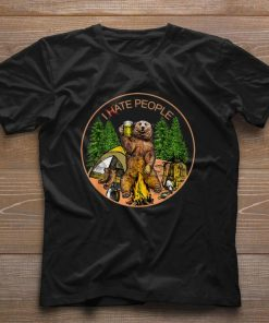 Official Camping bear beer i hate people campfire shirt 1 1 247x296 - Official Camping bear beer i hate people campfire shirt