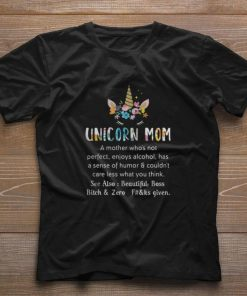 Official Floral unicorn mom a mother who s not perfect enjoys alcohol shirt 1 1 247x296 - Official Floral unicorn mom a mother who's not perfect enjoys alcohol shirt