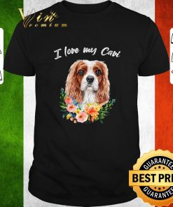 Official I Love My Cavi Cavalier King Charles Spaniel shirt 1 1 247x296 - Official I Love My Cavi Cavalier King Charles Spaniel shirt