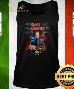 Official Iron Maiden all signature guitar shirt 2 1 247x296 - Official Iron Maiden all signature guitar shirt