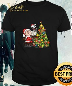 Official Peanuts Snoopy Charlie Brown Christmas tree shirt 1 1 247x296 - Official Peanuts Snoopy Charlie Brown Christmas tree shirt