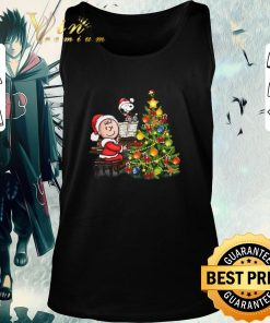 Official Peanuts Snoopy Charlie Brown Christmas tree shirt 2 1 247x296 - Official Peanuts Snoopy Charlie Brown Christmas tree shirt