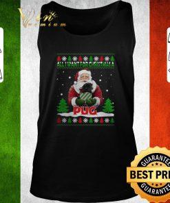 Official Santa all i want for Christmas a Pug ugly Christmas sweater 2 1 247x296 - Official Santa all i want for Christmas a Pug ugly Christmas sweater