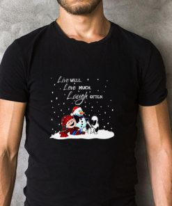 Official Snoopy Charlie Brown Live well love much laugh often Christmas shirt 2 1 247x296 - Official Snoopy Charlie Brown Live well love much laugh often Christmas shirt