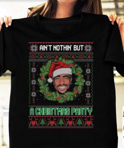 Original Ain t Nothin But A Christmas Party Tupac Shakur Ugly Christmas shirt 1 1 247x296 - Original Ain't Nothin' But A Christmas Party Tupac Shakur Ugly Christmas shirt