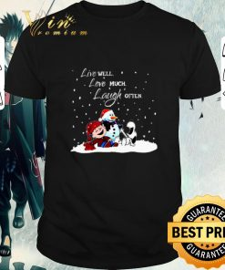 Original Snoopy Charlie Brown Live well love much laugh often Christmas shirt 1 1 247x296 - Original Snoopy Charlie Brown Live well love much laugh often Christmas shirt