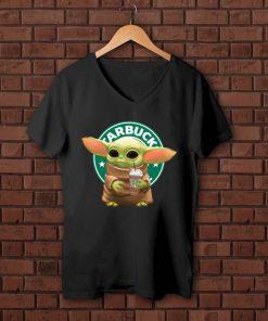 Original Star Wars Baby Yoda Hug Starbucks shirt 1 1 247x296 - Original Star Wars Baby Yoda Hug Starbucks shirt