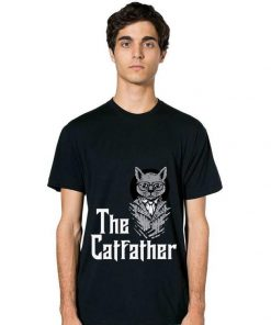 Original The Catfather Godfather And Cat Lovers shirt 2 1 247x296 - Original The Catfather Godfather And Cat Lovers shirt