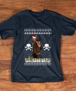 Original The Walking Dead Daryl Dixon Santa hat ugly Christmas shirt 1 1 247x296 - Original The Walking Dead Daryl Dixon Santa hat ugly Christmas shirt